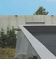 Systèmes de couvertine en aluminium